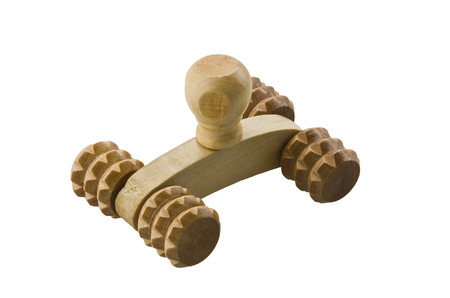massager: body massager Stock Photo