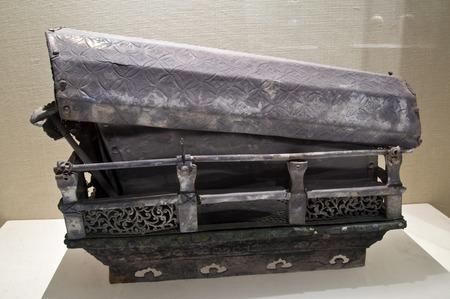 trumna: srebrna trumna