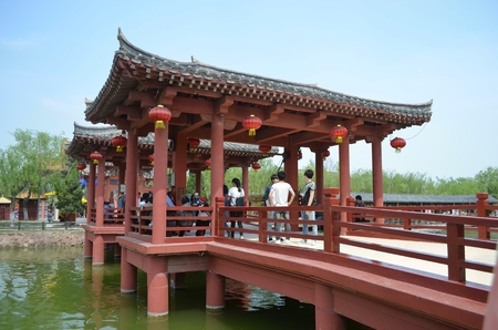independently: Qingming River Park View
