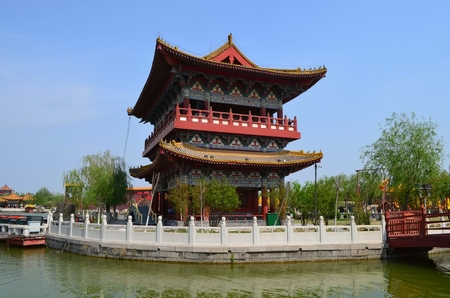 independently: Qingming River Park
