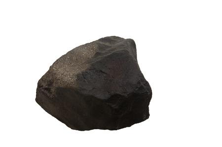 meteorite Stock Photo