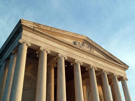 d: Jefferson Memorial Washington D C Stock Photo