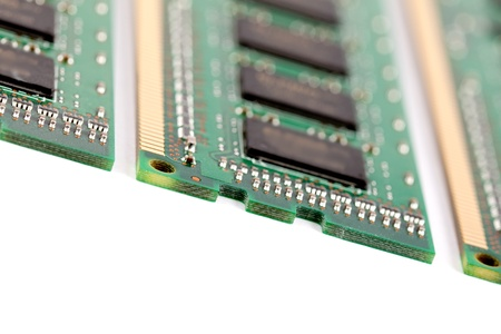 dimm: A macro of some DIMM memory modules.  Very shallow DOF.  Focus on the front.