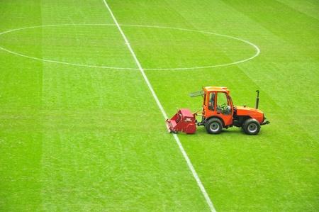 football pitch: football pitch