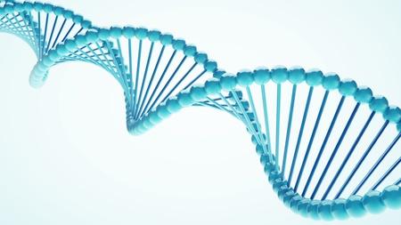 High resolution DNA Close up