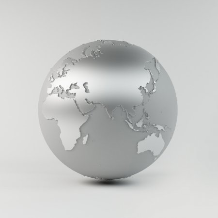 Chrome Earth
