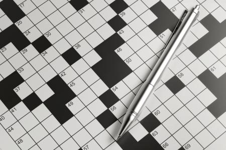 clues: Blank Crossword
