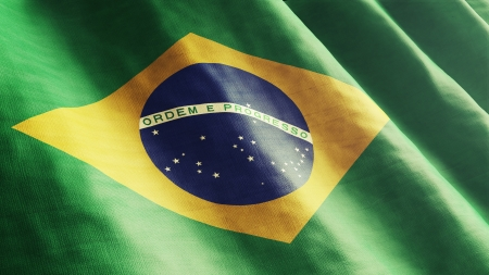 Brazilian Flag photo