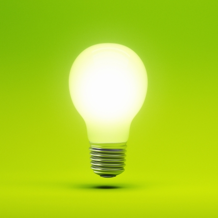 Light Bulb Stock Photo - 21238357
