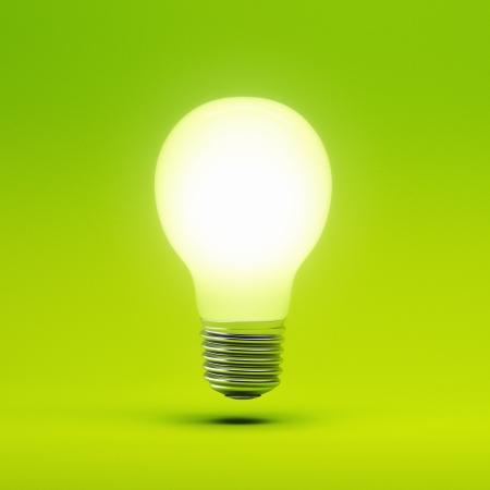 green fuel: Light Bulb