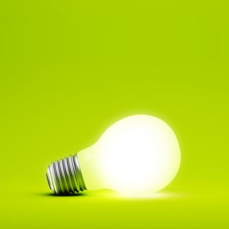 Light Bulb Stock Photo - 21238358