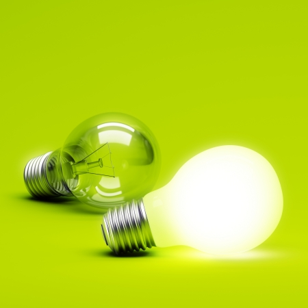 Light Bulb Stock Photo - 21238359