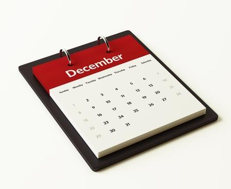 december calendar: Calendario Dicembre Pianificazione
