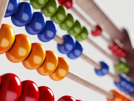 Kleurrijke Abacus