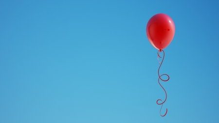 Red Balloon  Imagens