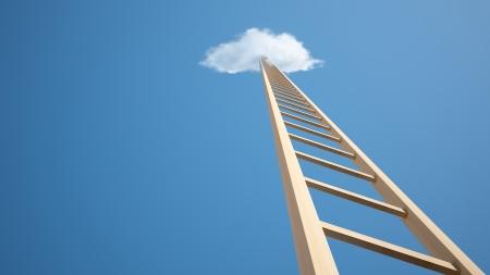 Ladder Way to Heaven photo