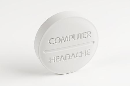 ingest: Computer Headache Pill