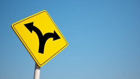 scheidingslijnen: Verdelen Sign