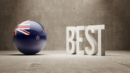 top class: New Zealand High Resolution Banks  Concept Stock Photo