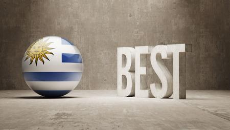 top class: Uruguay High Resolution Banks  Concept