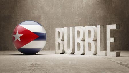 poke': Cuba High Resolution Bubble  Concept