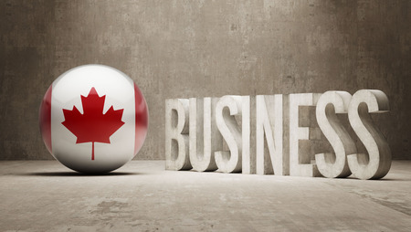 canadian flag: Canada Stock Photo