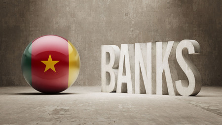 cameroon: Cameroon High Resolution Banks  Concept