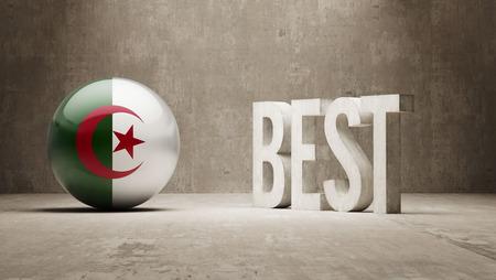 optimum: Algeria High Resolution Banks  Concept