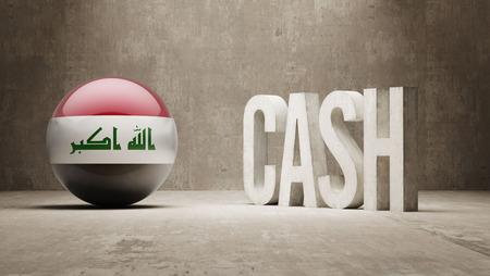 iraq money: Iraq High Resolution Cash  Concept