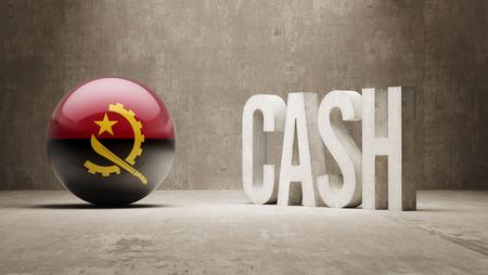 angola: Angola High Resolution Cash  Concept