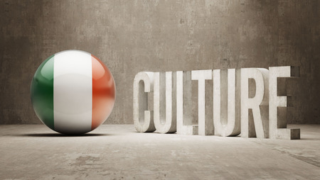irish ethnicity: Ireland High Resolution Culture Concept Stock Photo
