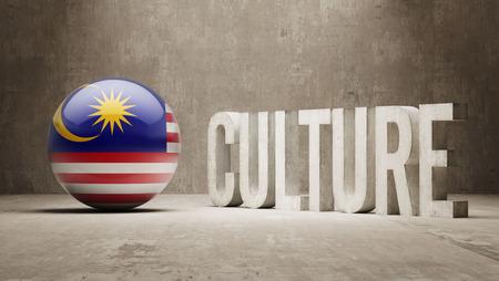 malaysia culture: Malaysia High Resolution Culture Concept Stock Photo