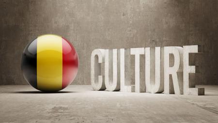 Belgium High Resolution Culture Concept Stock Photo