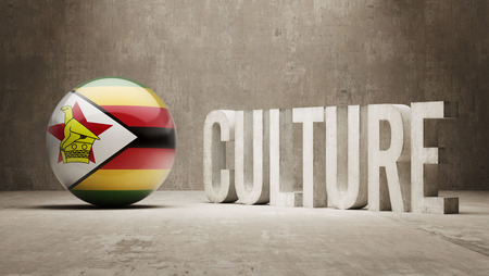 Zimbabwe High Resolution Culture Concept Stock Photo