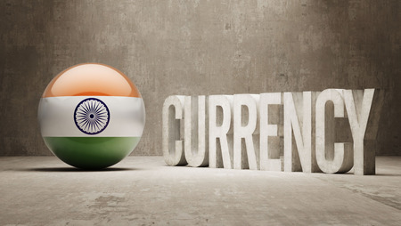 India High Resolution Currency  Concept photo