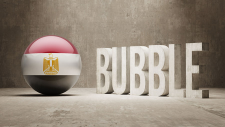poke': Egypt High Resolution Bubble  Concept