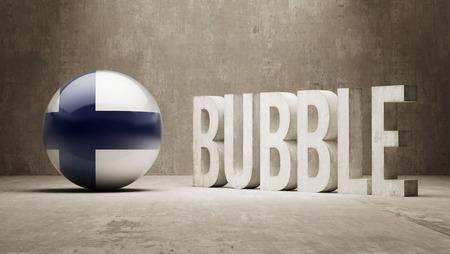 Finland High Resolution Bubble  Concept