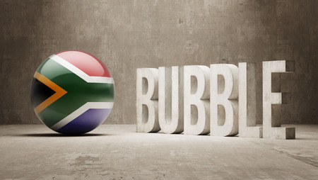 poke': South Africa High Resolution Bubble  Concept