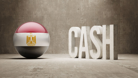 Egypt High Resolution Cash  Concept photo