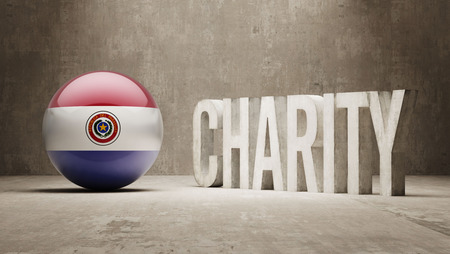 Paraguay High Resolution Charity  Concept photo