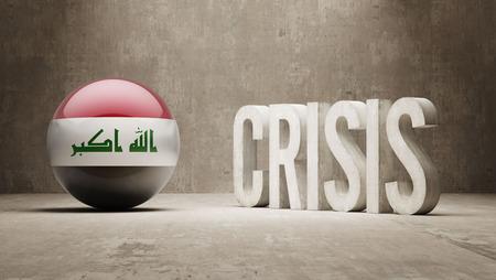 subprime: Iraq High Resolution Crisis Concept