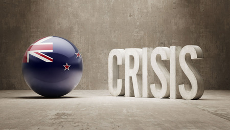 subprime: New Zealand High Resolution Crisis Concept