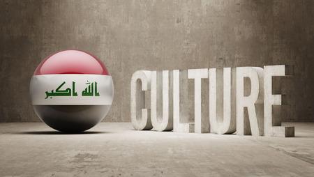 Iraq High Resolution Culture Concept