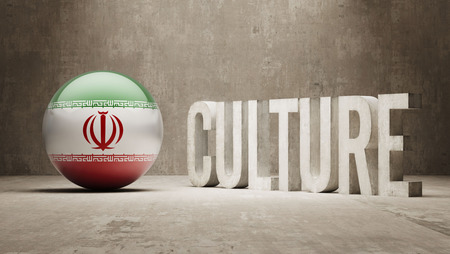 Iran High Resolution Culture Concept