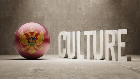 Montenegro High Resolution Culture Concept Stock Photo