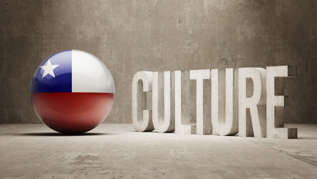 Chile High Resolution Culture Concept
