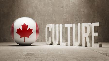 Canada High Resolution Culture Concept Stock Photo