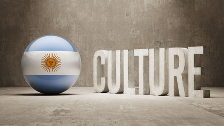 Argentina High Resolution Culture Concept Stock Photo