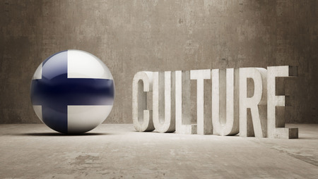 Finland High Resolution Culture Concept Stock Photo