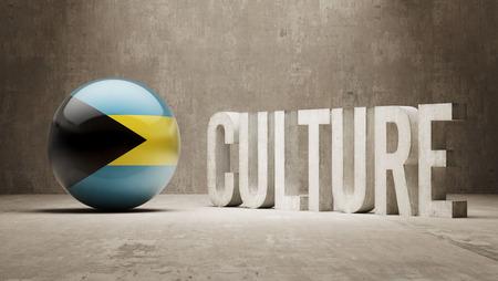 Bahamas High Resolution Culture Concept Stock Photo